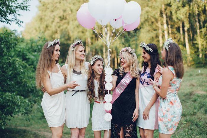 Dile ¡SÍ! a una sesión de fotos pre boda con amigos 😍 1