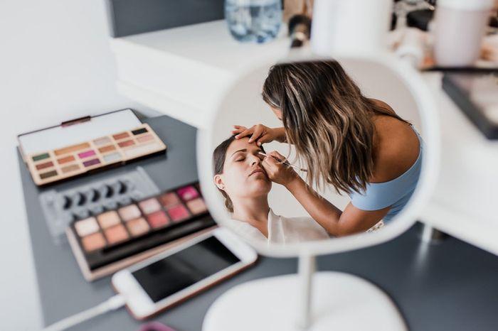¿Vas a practicar tu maquillaje? 1