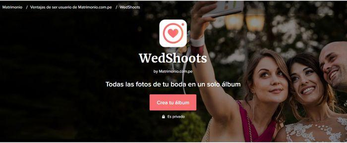¿Cómo usar Wedshoots en tu boda? 2