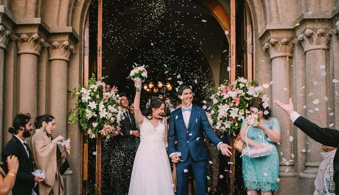 ¿Conseguiste fecha para casarte por la iglesia? 1