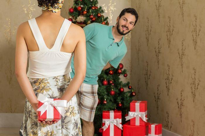 ¿Son de hacerse regalos para navidad? 1