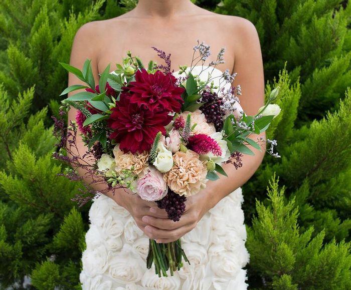 4 Ideas para un bouquet aromático📸 1