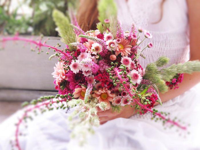 4 Ideas para un bouquet aromático📸 2