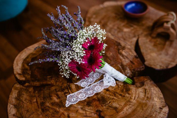 4 Ideas para un bouquet aromático📸 3