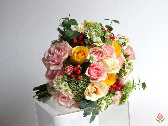 4 Ideas para un bouquet aromático📸 4