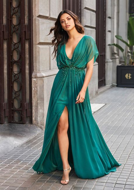 Vestidos de fiesta 2021 10