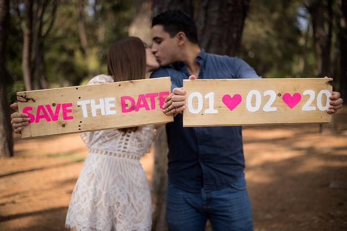 Las mejores fotos para un Save the Date 1