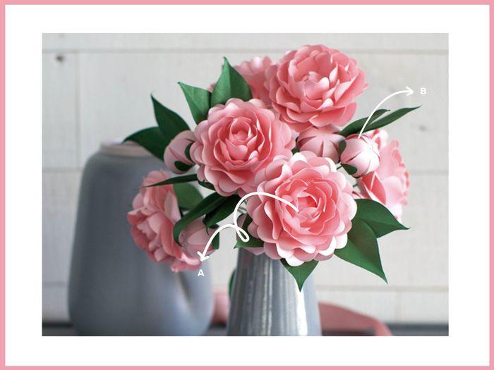 """¡Diseñá tu decoración en 7 pasos y llevate unos """"Moldes Florales"""" de regalo! 🎁 1"""