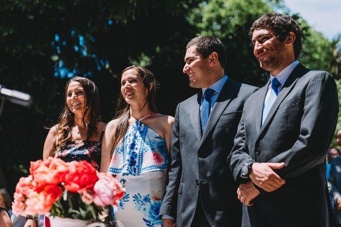 ¿Cuántos testigos necesitas para tu boda civil? 1