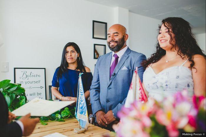 ¿Mi boda civil puede ser en otro distrito? 1