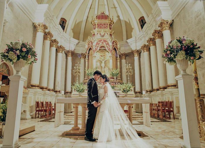 ¿Me puedo casar fuera de la Iglesia? 1