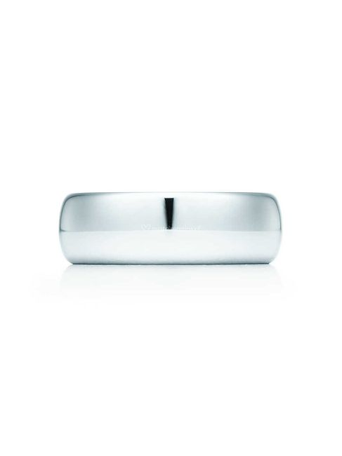 Enamórate de estos anillos de matrimonio en Oro Blanco 😍 6