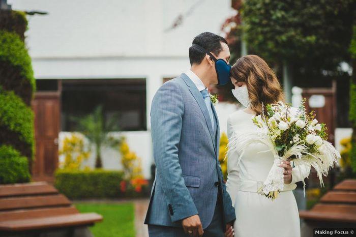 Una boda en Perú en estos tiempos ❤️ ¡Qué viva el amor! 5