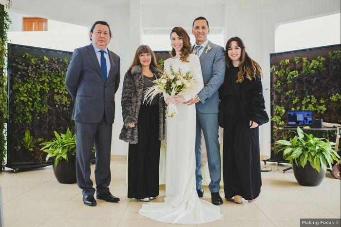 Una boda en Perú en estos tiempos ❤️ ¡Qué viva el amor! 7