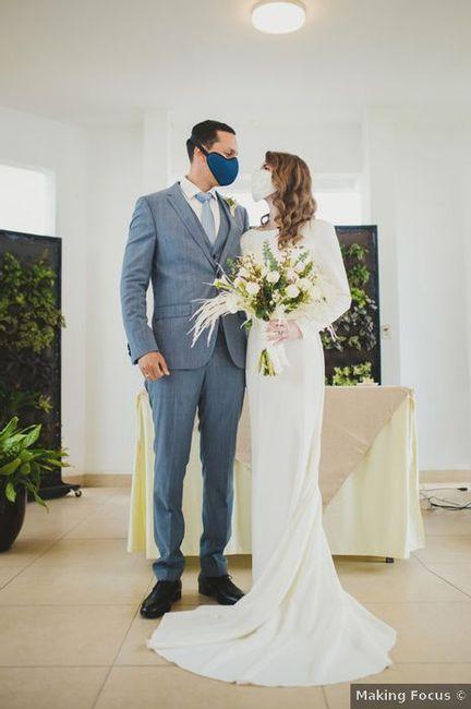 Una boda en Perú en estos tiempos ❤️ ¡Qué viva el amor! 8