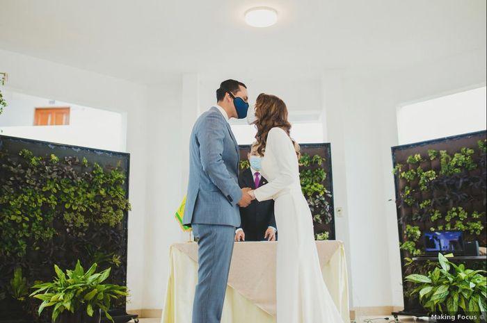 Una boda en Perú en estos tiempos ❤️ ¡Qué viva el amor! 1