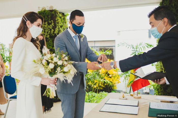 Una boda en Perú en estos tiempos ❤️ ¡Qué viva el amor! 9