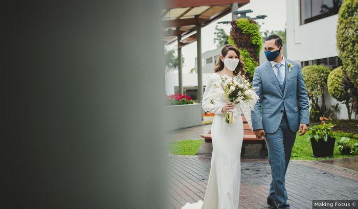 Una boda en Perú en estos tiempos ❤️ ¡Qué viva el amor! 10