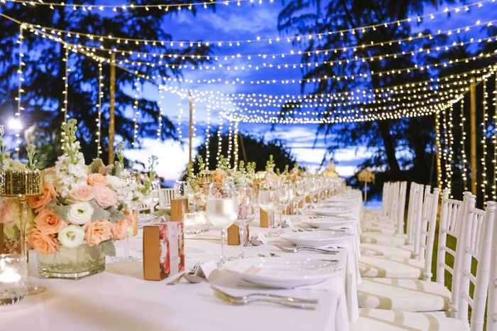 ¡Ilumina la decoración de tu matrimonio! 2