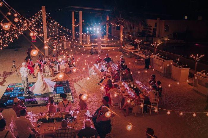 ¡Ilumina la decoración de tu matrimonio! 3