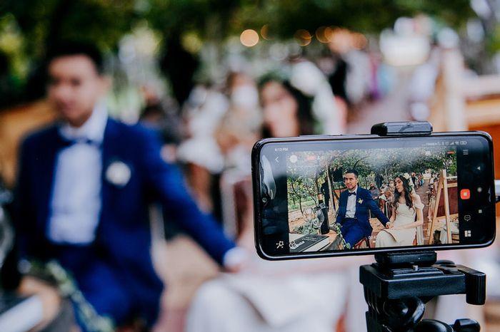 ¿Trasmitirás tu boda por STREAMING?. Mira estos 5 consejitos 👇📸 1