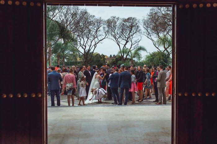 ¿A quién nunca invitarías a tu boda? 3
