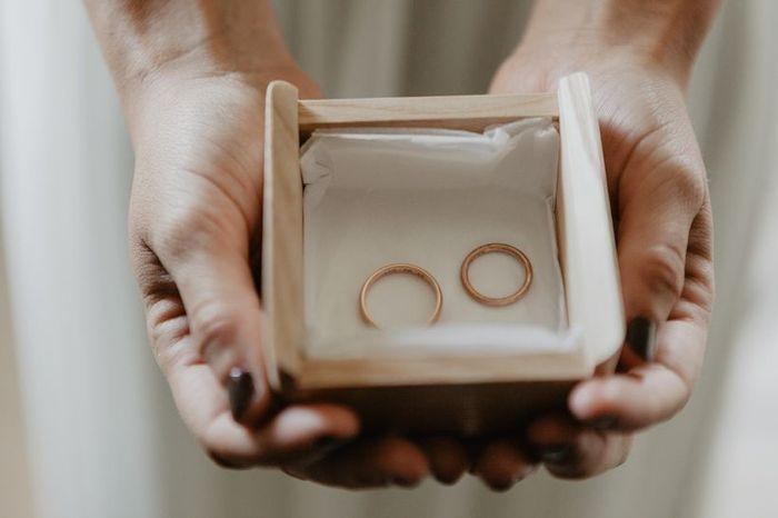 ¿Precio o calidad?: Los anillos de matrimonio 2