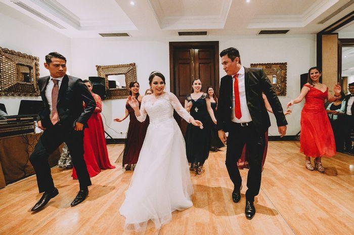 ¿A qué hora comenzará tu fiesta de matrimonio? 2