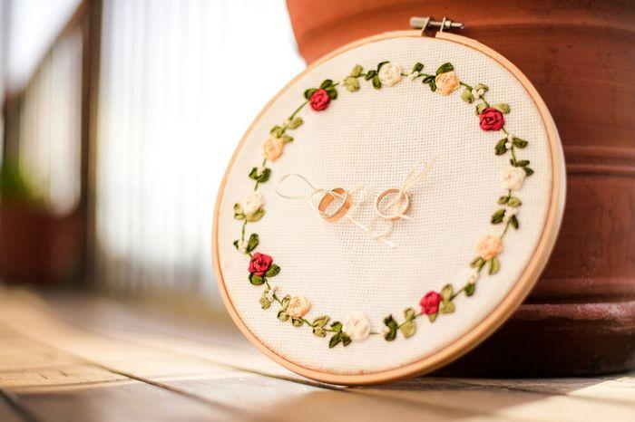 Organicemos tu boda Civil: Los anillos 2
