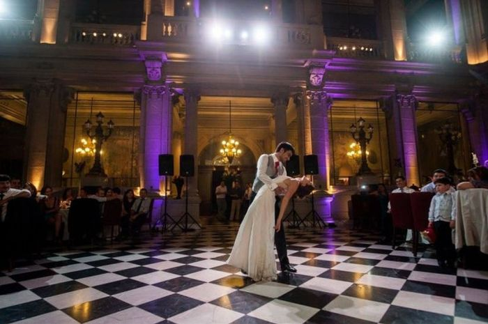 Primer baile como esposos: ¿Es necesario practicar? 1