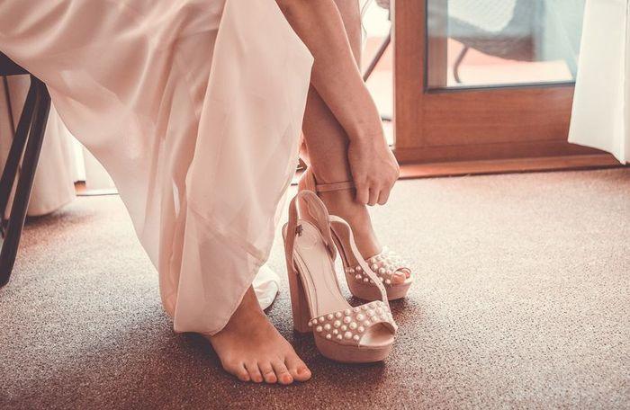 TIPS: Prepara tus zapatos para el Gran Día 👠 1