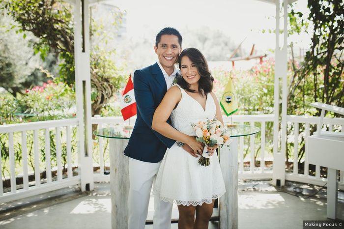 Nueva Normalidad: ¿En qué Municipalidad puedes casarte en casa? 1