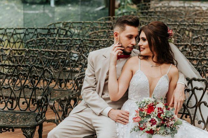 ¿Te casarías si no tuvieras tu traje nupcial? 2