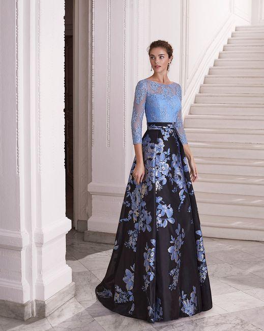 9 Vestidos de fiesta con estampados florales 🌺 6