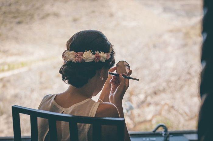 ESCOGE el peinado de la novia 💁♀️¡VOTA! 5