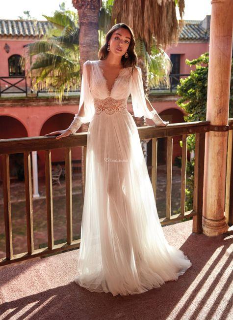 Espejito, espejito, ¿cómo me veo con este vestido? 2