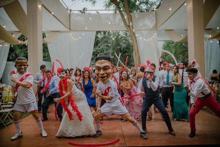 Aquí las tendencias mas TOP de Matrimonio.com.pe 👇 7