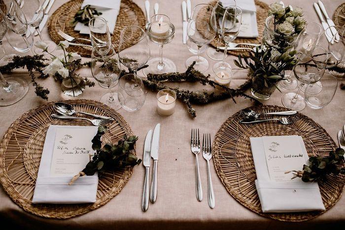 Tu boda con 2 mil soles: El catering 2