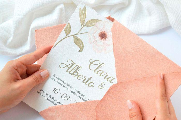 Tu boda con 2 mil soles: Las invitaciones 2