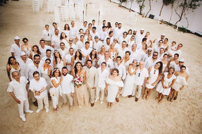 ¿Cuál será el código de vestimenta de tu boda íntima? 1