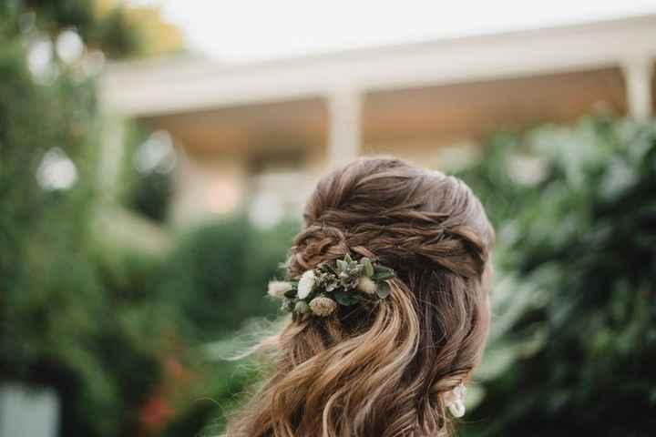 Tu peinado ideal: Semi recogidos - 10