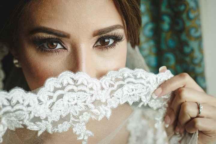 Califica este maquillaje de ojos 😍 - 1