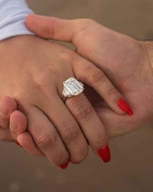 ¡Demi Lovato se comprometió! 💍 - 2