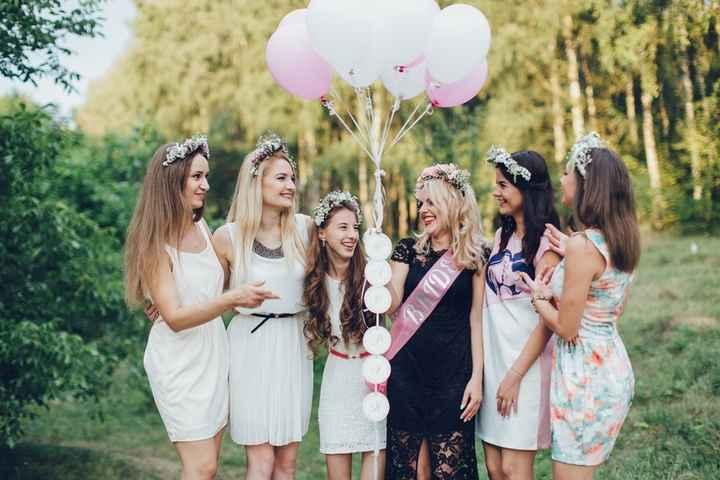 Dile ¡SÍ! a una sesión de fotos pre boda con amigos 😍 - 1