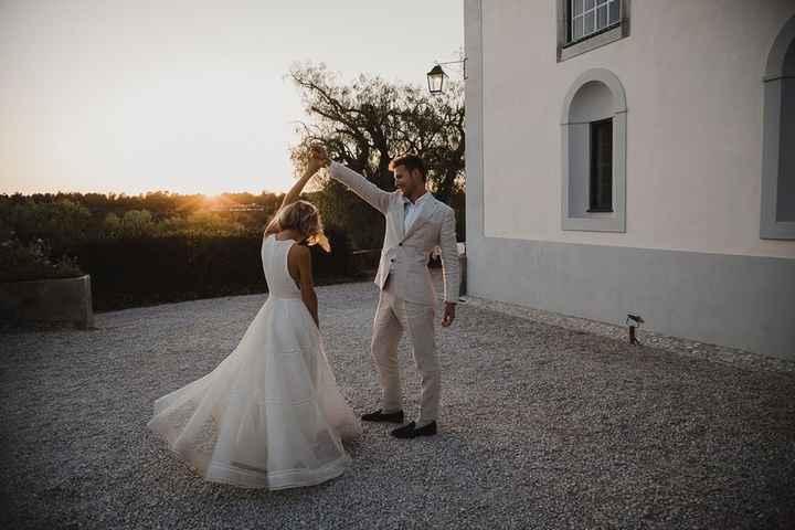 ¿Qué habrá en tu boda que no hay en las demás? 😎 - 1