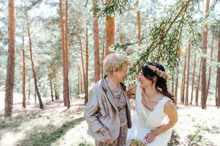 Foto con los abuelos: ¡Infaltable! - 2