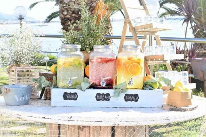 4 TIPS para tener una mesa de bebidas perfecta 🍹 - 1