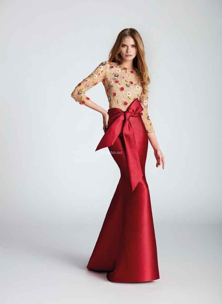 Vestidos de fiesta en 2 colores 😍 - 2