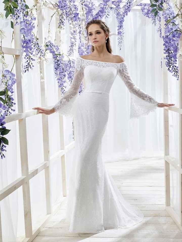 Vestidos de novia primaverales 🌷 - 1