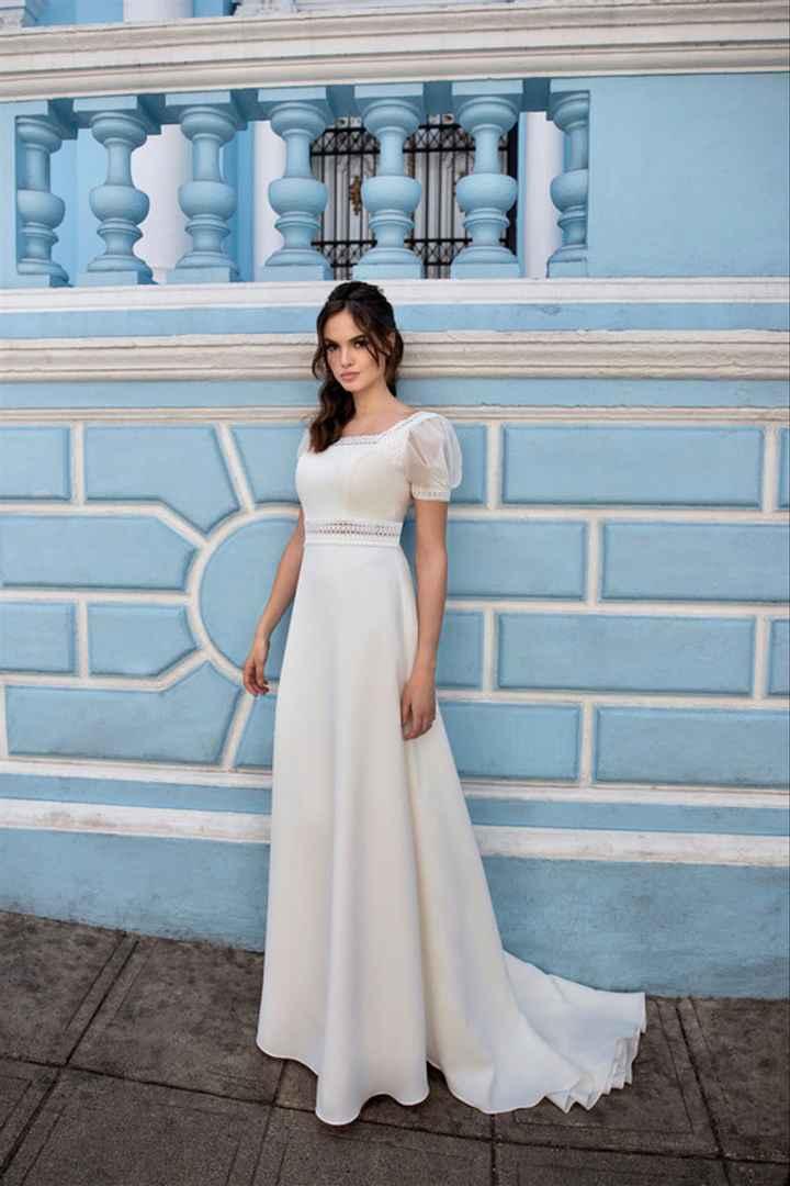 Vestidos de novia primaverales 🌷 - 2